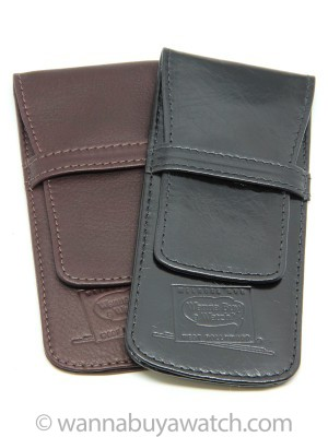 Leather Watch Pouches