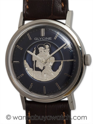 Glycine Saint Christopher circa 1960's