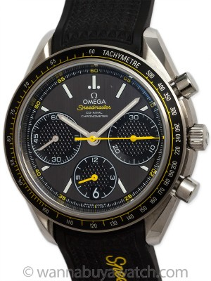 Omega SS Speedmaster Racing Series 2015 B&P