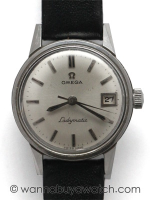 Omega SS Ladymatic circa 1960's