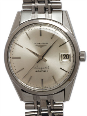Longines SS Conquest Automatic circa 1960