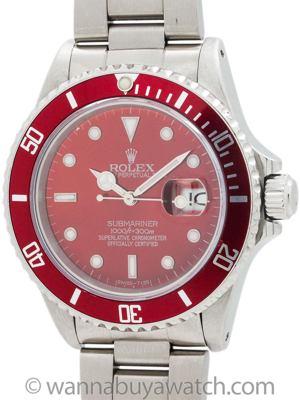 Wanna Buy A Watch Rolex Submariner Ref 16610 Circa 1987