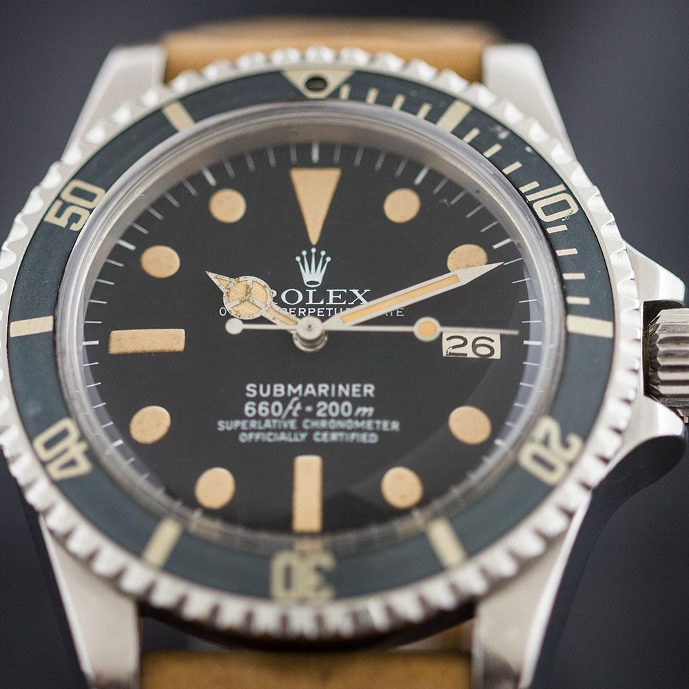 Rolex Submariner ref 1680 #46891_instagram