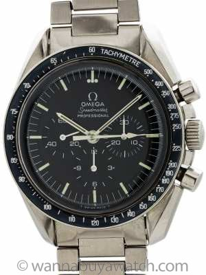 Omega Speedmaster Man on the Moon ref 145.022-71