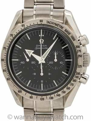 Omega Speedmaster Broad Arrow Reissue ref 3954.50 circa 1998