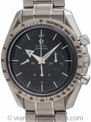 Omega Speedmaster Broad Arrow Reissue ref 145.0222 circa 2000