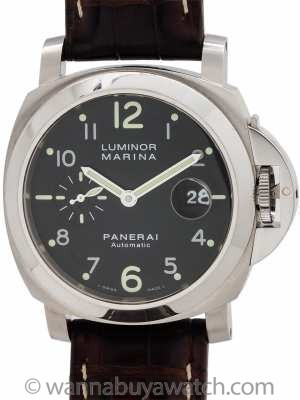 Panerai Luminor Marina Automatic PAM 164 circa 2009
