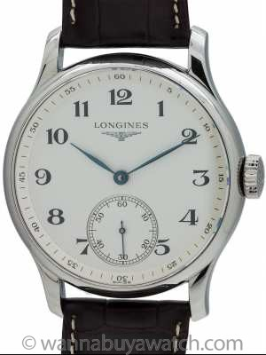 Longines Master Collection 47.5mm 2010+ B & P