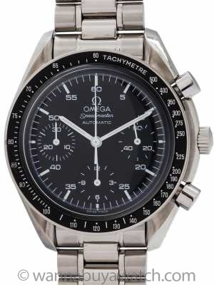 Omega Speedmaster Reduced Automatic ref 3510.50 circa 1998