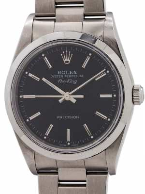 Rolex Oyster Perpetual Airking ref 14000M circa 2005