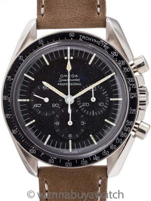 Omega Speedmaster Pre Moon ref# 105.012-65 Buzz Aldrin Model