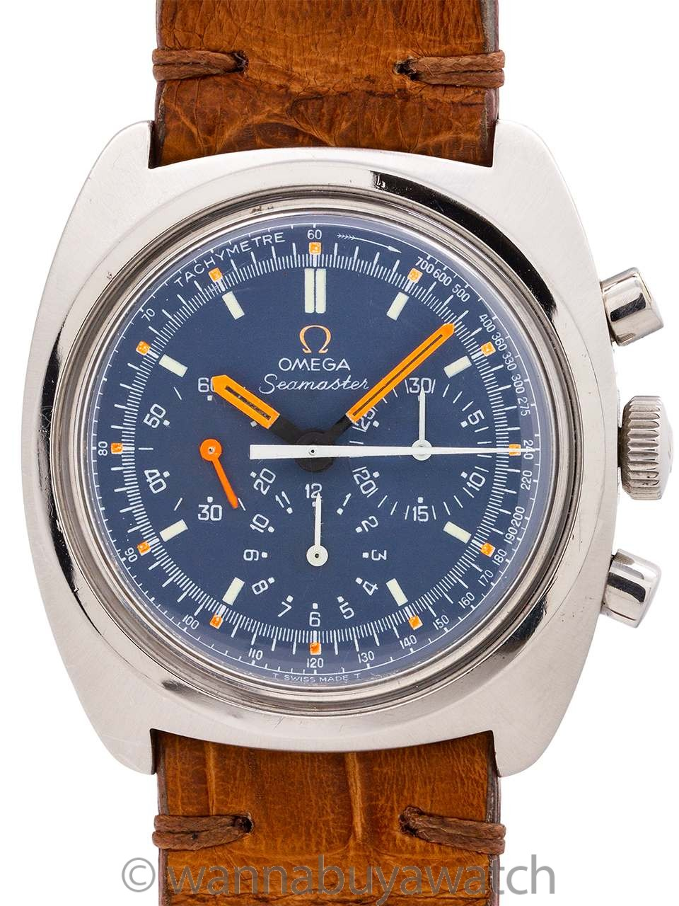 Omega Seamaster Chronograph Ref 145 029 Circa 1970