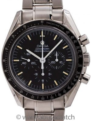Omega Speedmaster Man on the Moon ref 145.0022 circa 1988