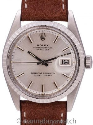 Rolex Datejust ref 1603 Stainless Steel circa 1974