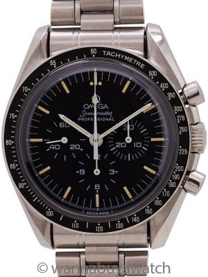 Omega Speedmaster Man on the Moon ref 145.022 circa 1991